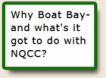 What does Boat Bay have to do with the North Queensland Conservation Council?